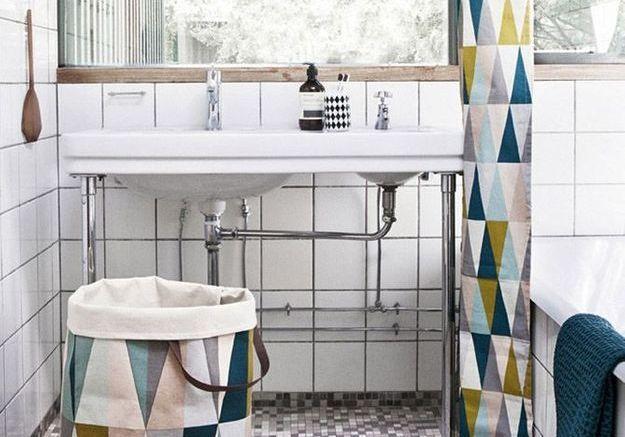 Une salle de bain à votre image grâce aux accessoires déco